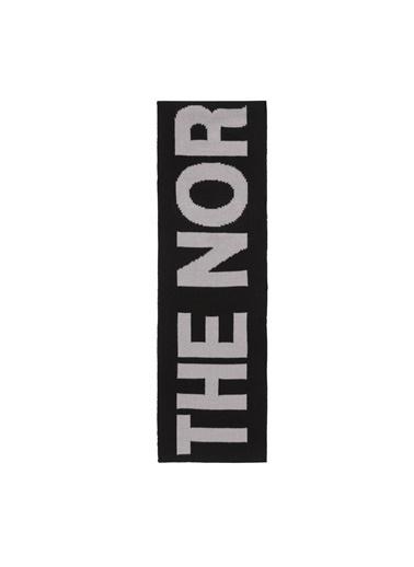 The North Face Atkı Logo Nf0A3Fl6Gvd1 Siyah